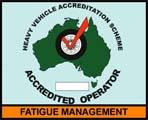 NHVAS Fatigue management