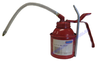 Can Oil w/ Rigid & Flex Spout 250ml