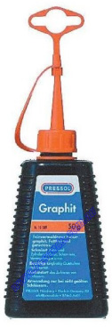 Graphite Powder 50g