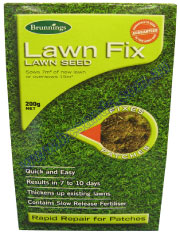 Lawn Seed Fix 200g Brunnings