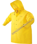 Raincoat Large 3/4 w/Hood