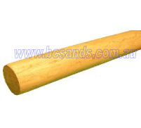 Broom Handle 1800 x 25mm