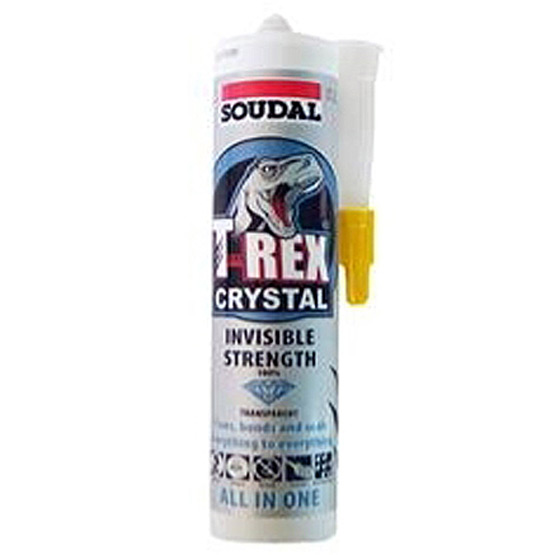 T Rex Power Bond Crystal Clear 290ml