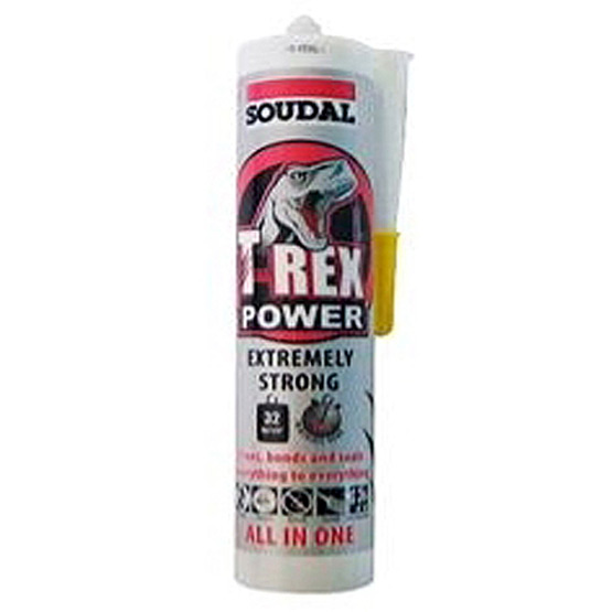 T Rex Power Bond Steel Grey 290ml