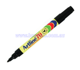 Pen Marker Medium Broad Tip Artline Black