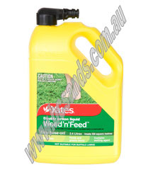 Weed and Feed Yates Liquid Hose-on 2.4L