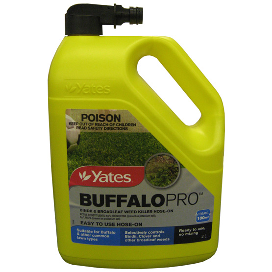 Weedkiller Buffalo Pro Hose-on Yates 2L
