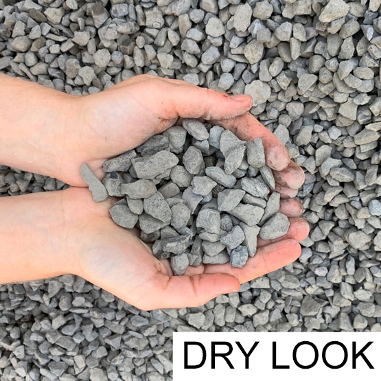 Blue Metal Aggregate / Gravel 14mm Bulk!