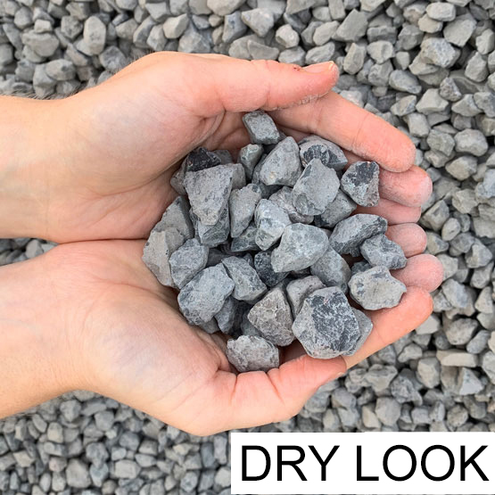 Blue Metal Aggregate / Gravel 20mm Bulk!