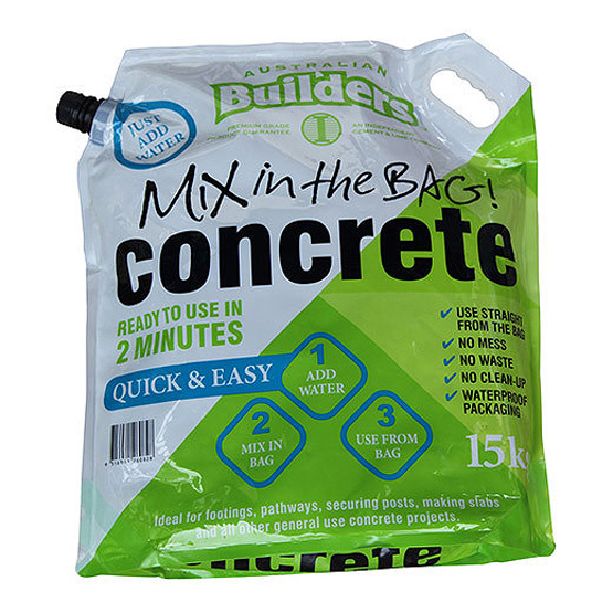 Mix in the Bag Concrete 15kg Bps