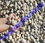 Pebble Cowra White 40mm 20kg Bag