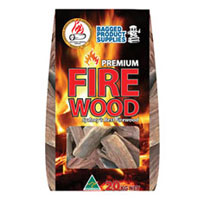 Firewood Ironbark 20kg bag (FAA Approved)