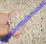 Pebble Cowra White 10mm 1000kg Bulka Bag