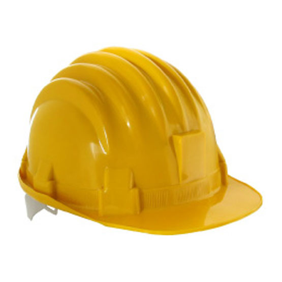 Safety Hard Hat Yellow