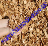 Wood Chip Mulch Softwood Bulk Bag (1 cubic metre)