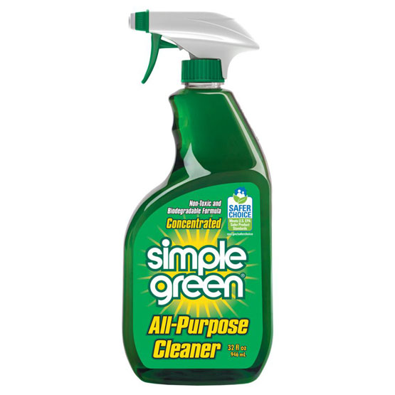 Cleaner Simple Green