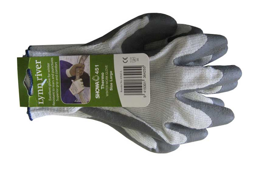 Glove Thermo Grip Large