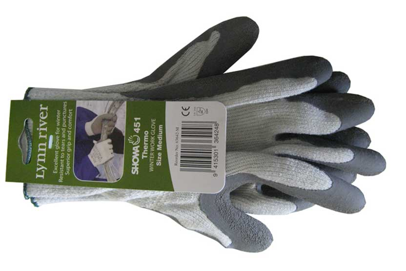Glove Thermo Grip Freezer Medium