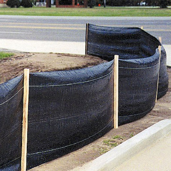 Fence Silt Black 770mm x 100m
