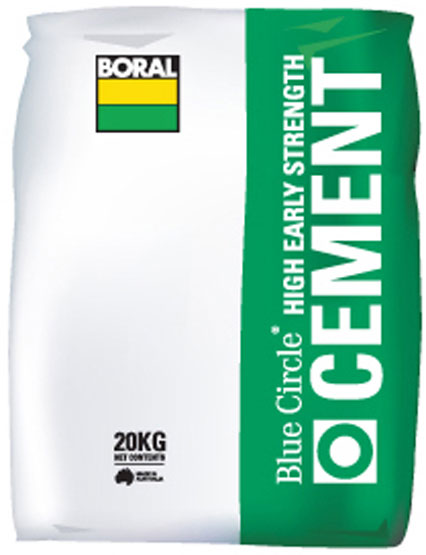 Cement High Early Strength Boral 20kg