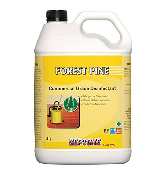 Cleaner Disinfectant Pine 5L