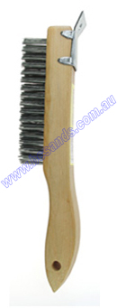 Brush Wire/Scraper 4 Row