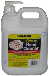 Cleaner Hand Citrus 4L