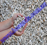 Quartz Crushed Ivory White 20mm 1000Kg Bulk Bag