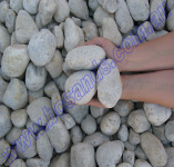 Pebble Cowra White Lucky Stone 50-120mm 20kg Bag