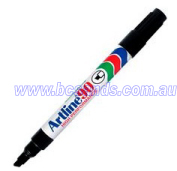 Pen Marker Black Artline 90