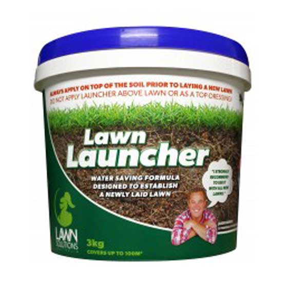 Lawn Launcher 3kg (was Sir Launcher)