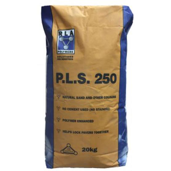 PLS - 250 Paving Sand 20Kg Bag (Between Pavers)