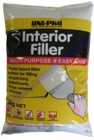 Easy Interior Filler Unipro 3Kg