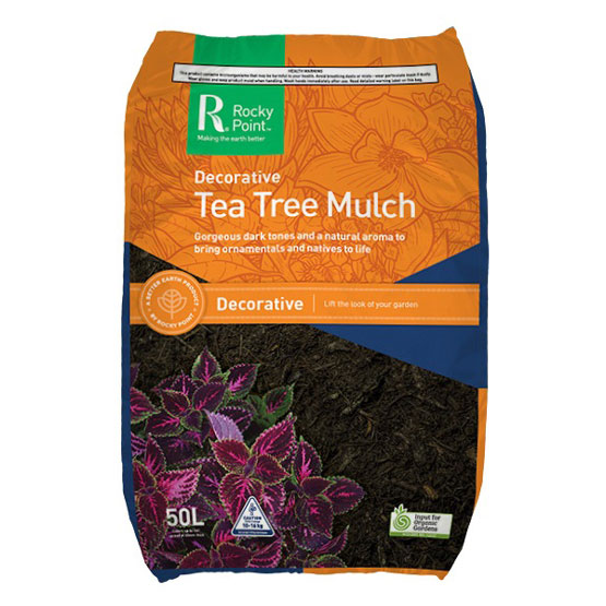 Mulch Tea Tree 25kg