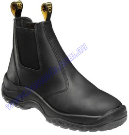 Oliver Safety Boot Slip On #8.5