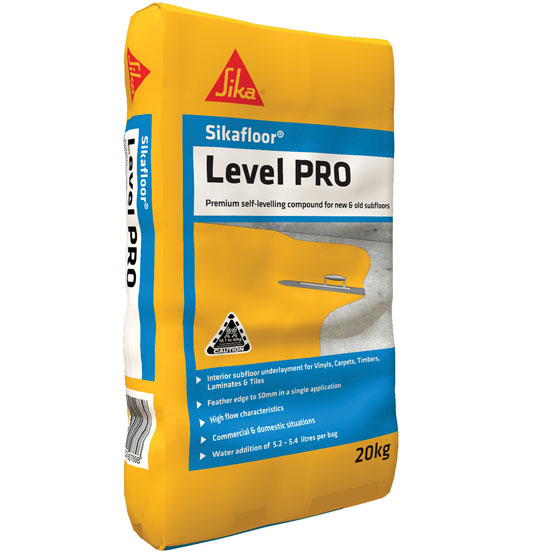 Floor Leveller Sika Level Pro 20kg