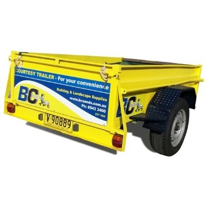 Box Trailer Hire Day Rate