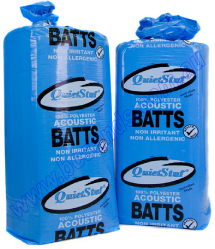 Batts Acoustic R1.5 Poly 580mm (Cover 6.2m2)