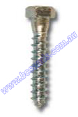 Coach Screw 10 x 125mm (Box=50)