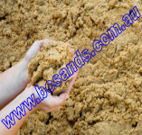 Softfall Sand Certified 1000kg Bulk Bag