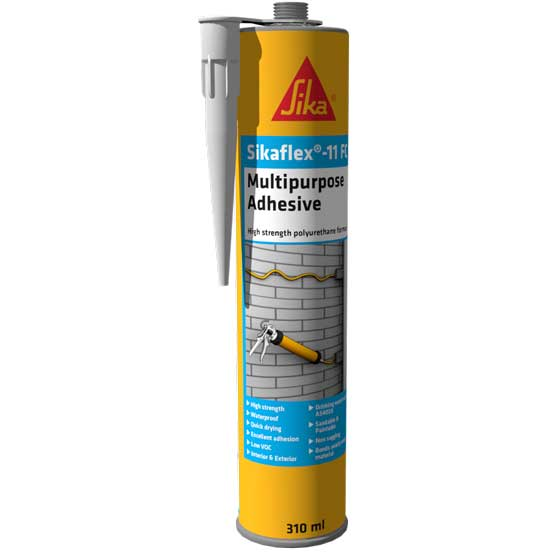 Sika 11Fc Sealer Black 310ml