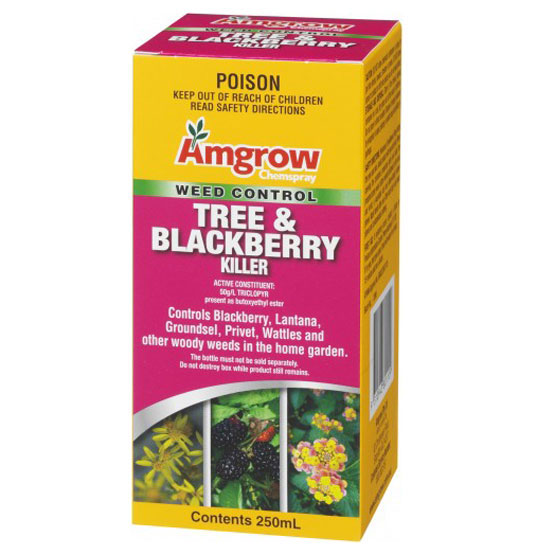 Weedkiller Tree & Blackberry 250ml