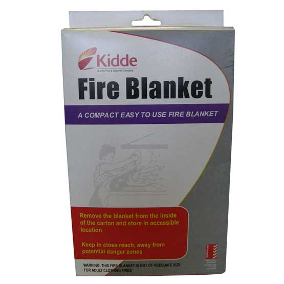 Fire Blanket Kiddle 1x1m