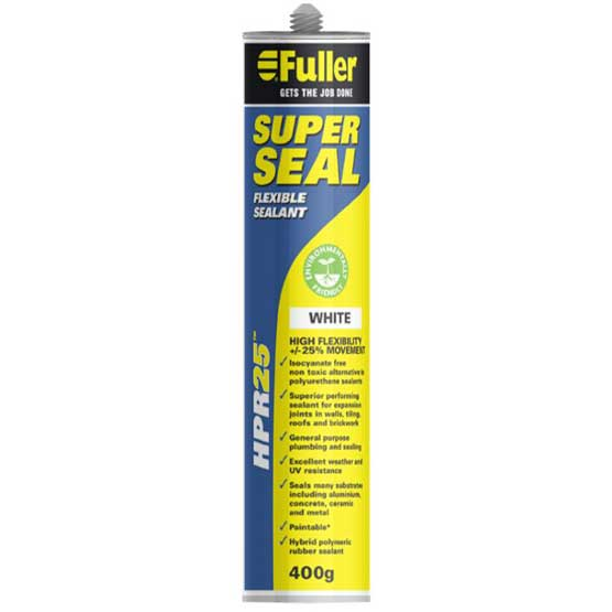 Superseal HPR 25 Grey 400g Construction Fuller