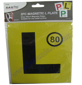 Magnetic L Plate Set 2
