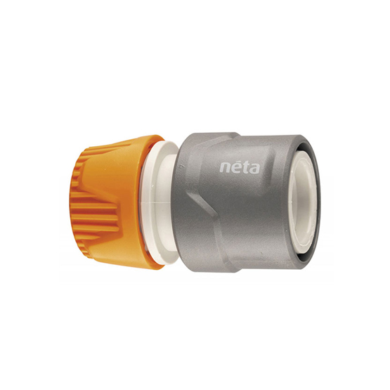 Hose Connector Click-on PVC 12mm Neta