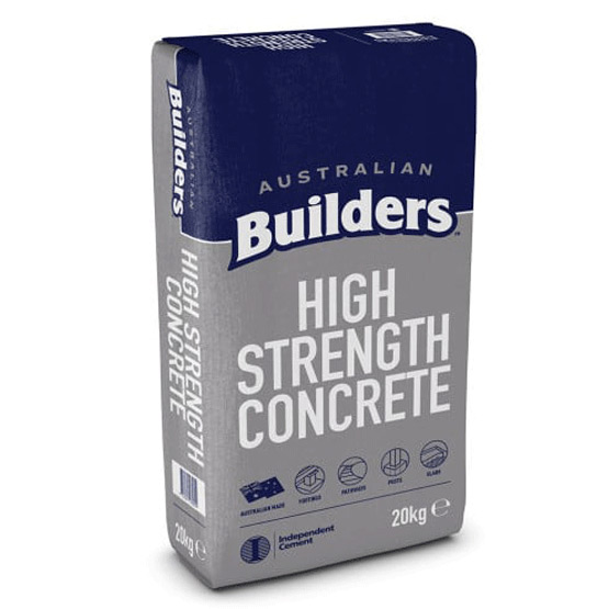 Concrete Mix High Strength 40 MPA - 20kg bags