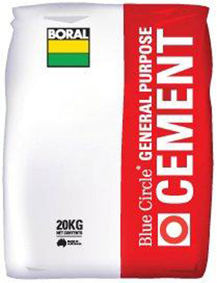 Cement General Purpose Boral 20kg