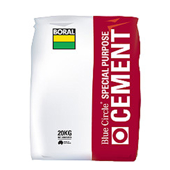 Cement Special Purpose Boral 20Kg