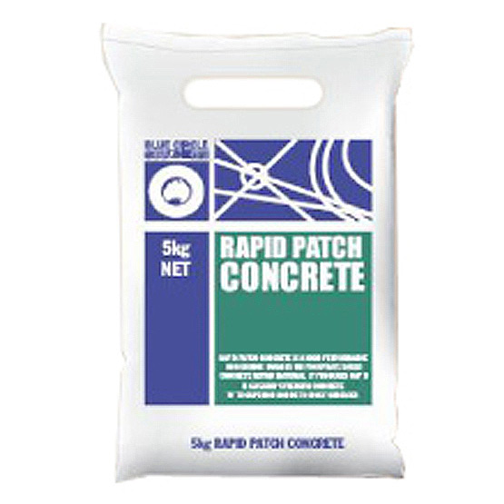 Concrete Rapid Patch Boral 5kg